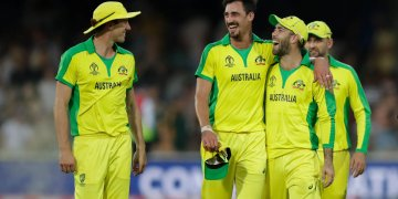 Australia Beat New Zealand By 86 Runs At Lord's