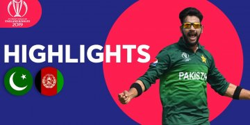 Pakistan vs Afghanistan Highlights Match 36 ICC World Cup – 29th June 2019
