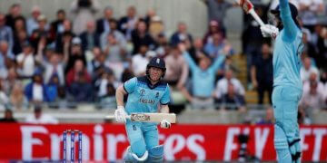 Cricketers react to England progressing to World Cup final