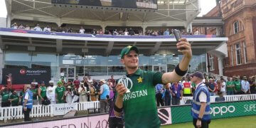 Shaheen Afridi Enters Record Books with Super spell at Lord's