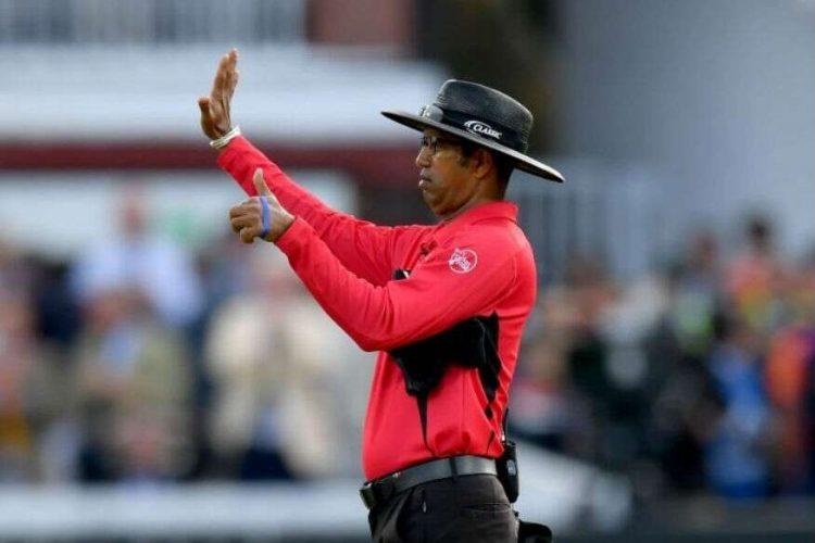 ICC tip top board umpire Kumar Dharmasena
