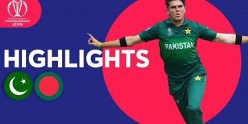 Pakistan vs Bangladesh Highlights Match 43 ICC World Cup – July 5 2019