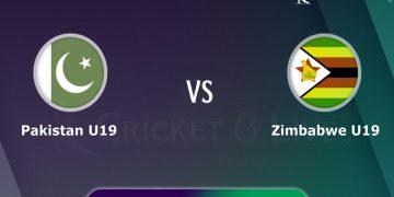 Pakistan U19 vs Zimbabwe U19, 14th Match, Group C Live Cricket Score | PAK U19 vs ZIM U19 Live Streaming
