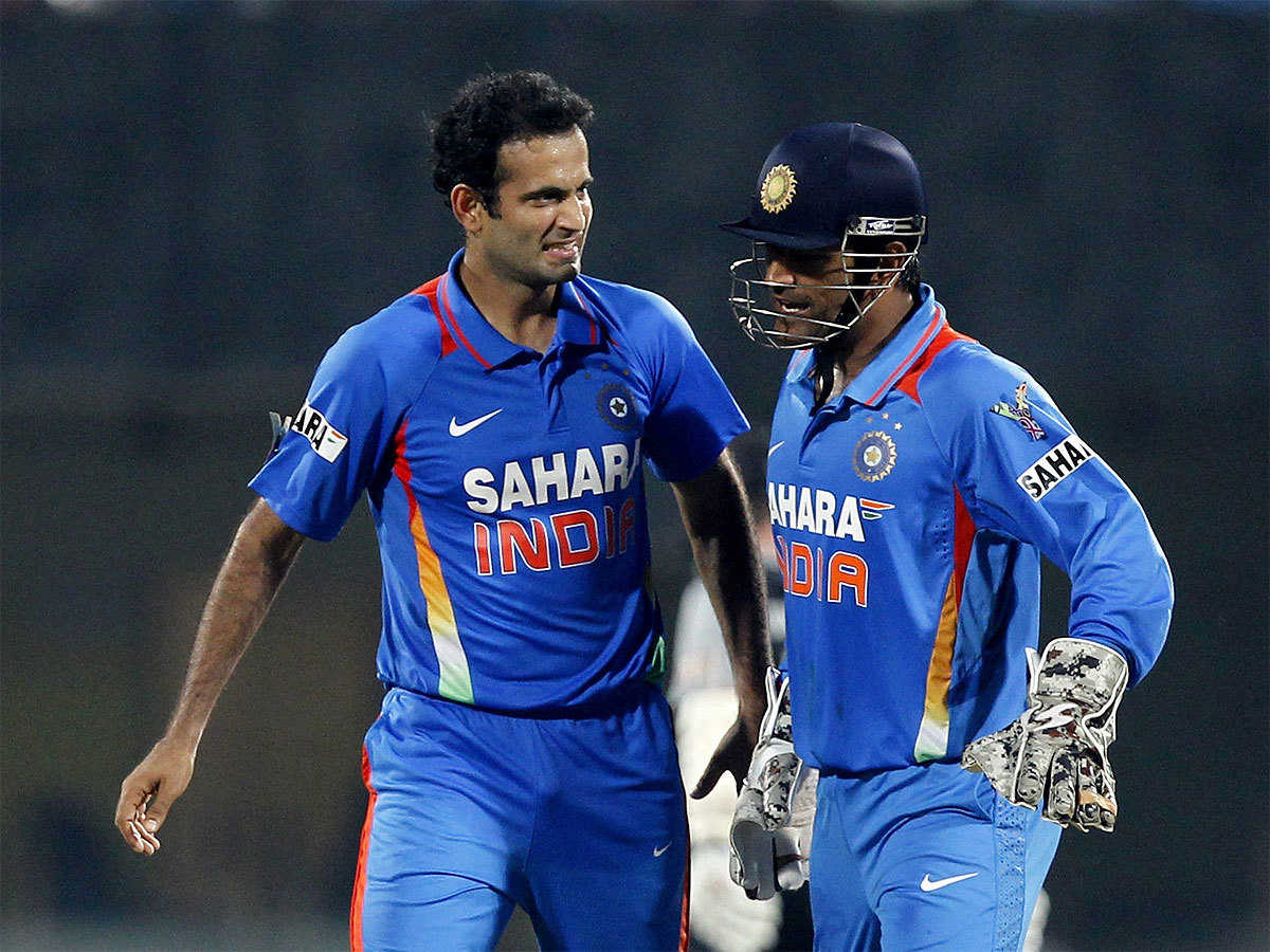 His captaincy records are tough to break: Irfan Pathan salutes MS ...