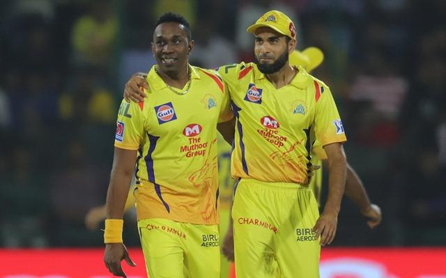 IPL 2020: Dwayne Bravo, Imran Tahir and Mitchell Santner to reach UAE on  September 12 – Cricket Live Score, Schedule, Latest News